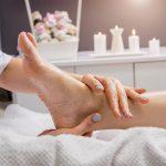 voetenonderbeenmassage